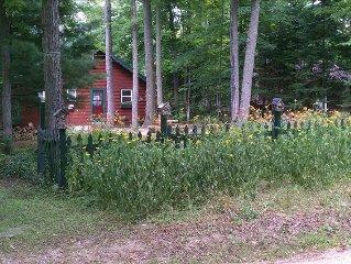 Cottage on Manistee Lake