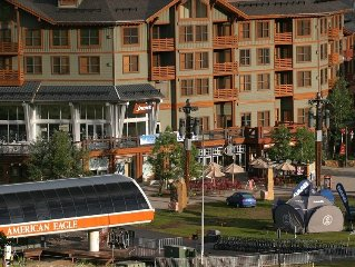 Copper One Lodge - Ski in/Ski Out 2 BR/2 BA Recently Remodeled!