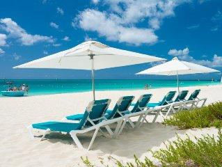 2 Bed Beachfront, Heart of Grace Bay Beach, Turks & Caicos