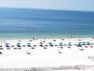 6th Floor **East Corner** Awesome Views of Pool and Gulf !!