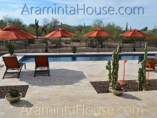 Scottsdale/Cave Creek/North Phoenix - Luxury Sonoran destination