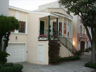 Gorgeous Home in Marina with parking -STR-0000796