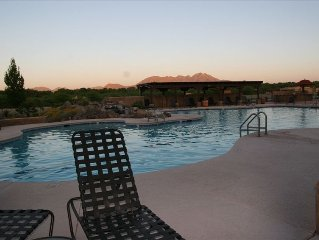 Beautiful Tubac Furnished Townhome - discounts for rentals over 90 days