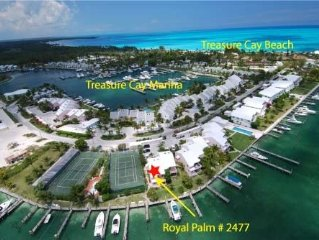 Remodeled, Beautiful, Private marina unit with oversized dock