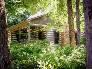 Private, On 53 Acres, Just Off Blue Ridge Parkway