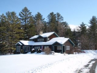 Beautifully Maintained Vermont Custom Built Home