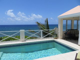 Relax in Paradise on St. Croix's North Shore - Cane Bay!