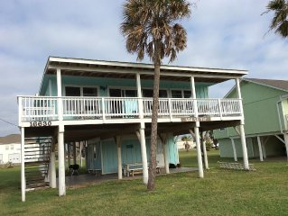 Sea La Vie--2nd Row Beachside With Gulf Views From The Porch