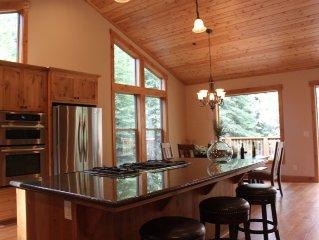 Newly Built Tahoe Luxury Home **Sleeps 10