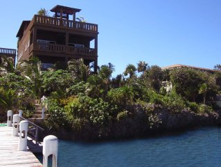 Waterfront Luxury 3 Bedroom w/ Pool and Dock  **February Specials***