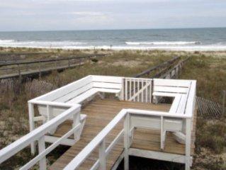 Romantic Oceanfront hideaway for 2
