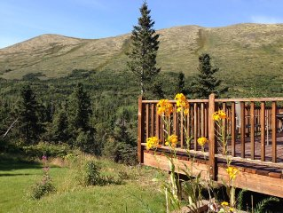 Secluded Backcountry Retreat or Wedding Destination!  Close to Anchorage