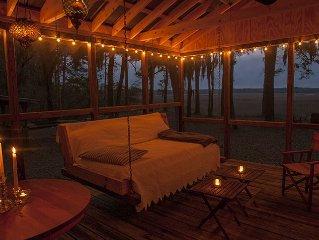 Romantic Sea Island Cabin for 2