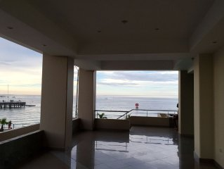 Beautiful 3 Bedroom Condo In Salinas, Ecuador, right on the Malecon