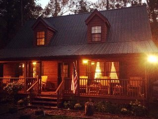 Where Family Memories Are Made In The North Georgia Mountains
