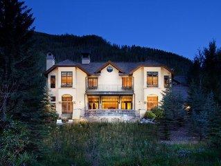 Luxury Eight Bed Room Villa in Vail,