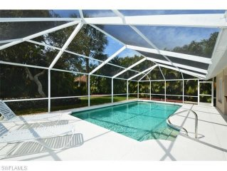 Secluded Heated Pool,  Minutes to Barefoot Beach, West of 41