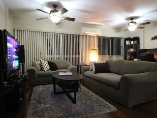 Spacious 2BR in Rio's most upscale neighborhood! Best value in Luxurious Leblon!