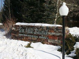 Colorado Condo in Sunny/Snowy Summit County (wifi) - Great Summer/Winter Rates!