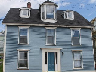 Two Bedroom Loft Central Unesco Lunenburg
