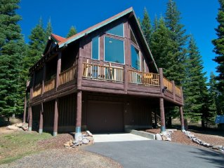 Mountain Home in National Forest near Lake of the Woods, Ashland and Crater Lake