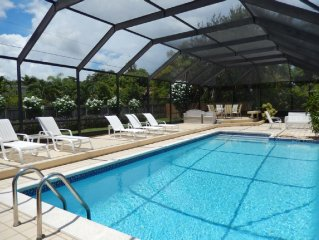 Sun filled 'Heated Pool' Home in Miami-Cutler Bay