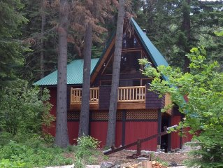 Memory Lane Cabin-1800 Sq Ft...Recent remodel, 4 seasons fun.