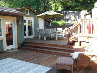 Enjoy a Slice Of Country--Two miles to Downtown Healdsburg - Pets Welcome
