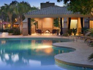 5 Star Amenities - Relaxation - Golfing - Near Scottsdale