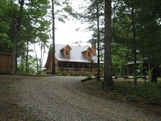 You Will Love This Secluded Mountain Home - Road has been repaired!