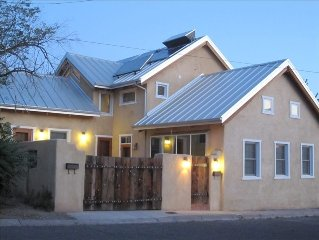 Beautiful Spacious Adobe House In Downtown Silver City