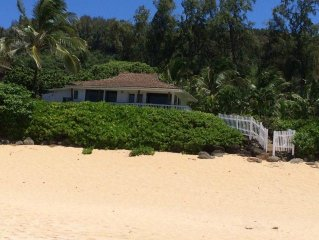 Beachfront Home at the world famous Banzai Pipeline