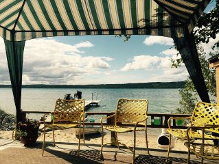 Private Sandy Crystal Lake Beach - Great Summer Get A Way - Close To Attractions