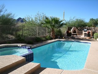 Troon Luxury, Private Pool/Spa, Ideal for Family Getaways & Golf Retreats
