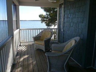 Relax, Refresh, Renew...Waterfront Cottage...Near Williamsburg