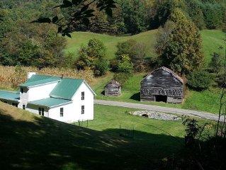 Mountain Country Farmhouse