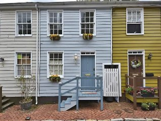 Charming Historic Annapolis Home - Superior Downtown Location!!!