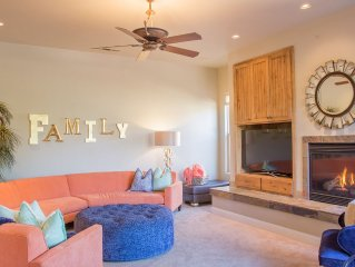 IMMACULATE  REMODELED  4 BR,  4 BATH ALL NEW FURNITURE SLEEPS 16 Condo