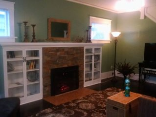 Lovely Craftsman Home In Cherry Hill, 10 Min. Walk To Downtown Port Angeles