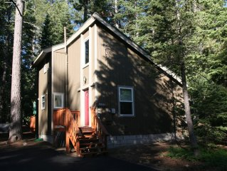 Chamberlands Tahoe Getaway with Beach Access