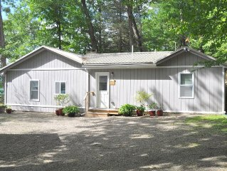 Nestled Above Seneca Lake in the Heart of Wine Country With Private Beach