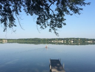 ABSOLUTELY STUNNING * Lake Front Home * 60 Miles North of NYC * Watch the Video!