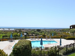 Beautiful Del Mar Ocean View - Resort Amenities across the street from the beach