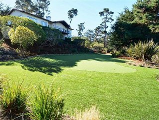 Escape from Reality - Grand Estate with 4 King Suites near Cypress Point