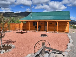 Mountain View Cabin in Beautiful South Fork