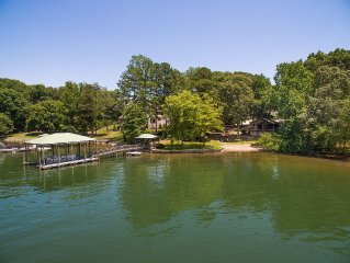 Charming Waterfront Cabin **$100 Off in May - 4 night minimum*