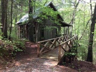 Relaxing Rustic Cabin