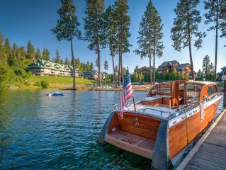Wonderful lakeside getaway and/or retreat