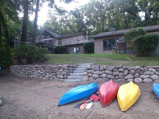 Near Timber Ridge Ski Resort, Indoor Pool, On Private Small Lake, Very Private