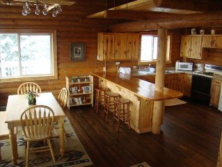 Secluded Cabin on Wooded Acreage is Recreationalist's Paradise
